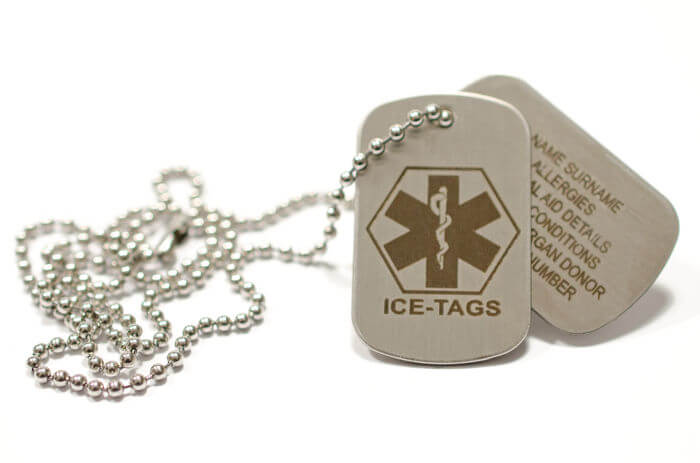 DOG TAGS FOR ALL