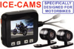 ICE-CAMS (In Case of Emergency – Camera Accident Motorbike Surveillance)