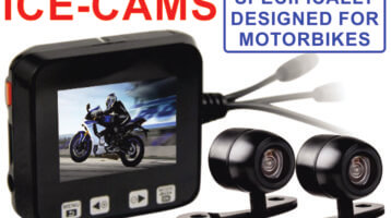 Looking for the best motorbike dash cam supplier in South Africa?